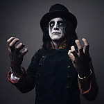 Jaz Coleman, Killing Joke, alternative rock, post punk, Pylon