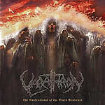 Varathron, The Confessional Of The Black Penitents, black metal