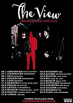 The View, Ropewalk, alternative rock, post punk, indie rock