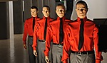 kraftwerk, das model, opera lesna, sopot, koncert, 3D, multimedialny projekt, synth pop, elektro, industrial, new wave, muzyka elektroniczna, dark