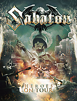 Sabaton, Heroes On Tour, metal, Carolus Rex, Sabaton Open Air 2015, Wacken Open Air 2015