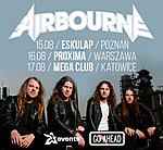 Airbourne, hard rock, Roadrunner Records, Black Dog Barking