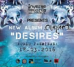 Ciryam, Desires, alternative rock, rock