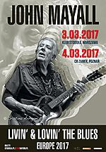 John Mayall, blues, rock'n'roll, rock, John Mayall & The Bluesbreakers