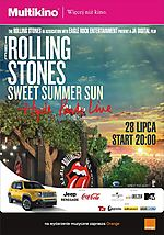 The Rolling Stones, Sweet Summer Sun Hyde Park Live, rock'n'roll, hard rock