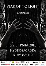 Year Of No Light, Monarch, ambient, post metal, atmospheric sludge metal, doom metal