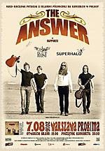 The Answer, rock, hard rock, Rise, RusT, Superhalo