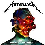 Metallica, Hardwired, Hardwired… To Self-Destruct, thrash metal, speed metal, heavy metal, hard rock, metal