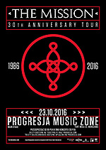 The Mission, The Mission 30th Anniversary Tour, gothic rock, post punk, hard rock, Another Fall From Grace, Met-Amor-Phosis