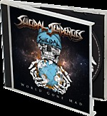 Suicidal Tendencies, World Gone Mad, thrash metal, HC, punk rock, crossover, Dave Lombardo
