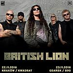 Iron Maiden, metal, heavy metal, Steve Harris, British Lion