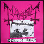 Black Metal, Mayhem, Deathcrush