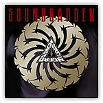 Soundgarden, Badmotorfinger, alternative rock, grunge, alternative metal