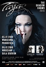 Suddenlash, Immension, Tarja Turunen, power metal, gothic metal