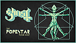 ghost, popestar tour, papa emeritus, bezimienne ghoule, meliora, stodoła, occult, psychodelic, rock, metal