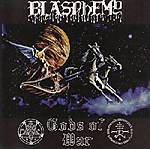 Blasphemy, Gods Of War, Blood Upon The Altar, The Metal Archives