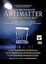 Antimatter, The Judas Table, Leaving Eden, trip hop, ambient, gothic