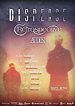 Disperse, Retrospective, Ayden, progressive rock