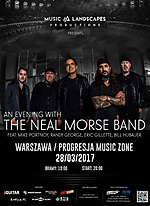 The Neal Morse Band, Neal Morse, Mike Portnoy, Randy George, Eric Gillette, Bill Hubauer, progressive rock, The Similutude of a Dream