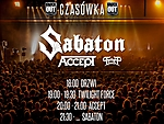 Sabaton, Accept, Twilight Force, power metal, symphonic metal,  heavy metal