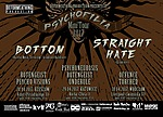 Bottom, Psychofilia, Offence, Rotengeist, Psycho Visons, Torched, Underule, Deformeathing Productions