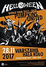 Helloween Pumpkins United, Helloween, metal, speed metal, heavy metal, melodic metal, power metal