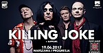 Killing Joke, Pylon, post punk, new wave, industrial rock