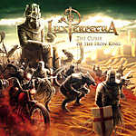 Lux Perpetua, The Curse Of The Iron King, Rhapsody Of Fire, power metal, Helloween, Hammerfall