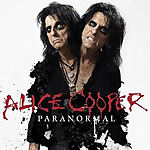 Alice Cooper, Paranoiac Personality, Paranormal, hard rock