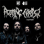 Rotting Christ. Bloodthirst, Shodan, Firlej Wrocław, Knock Out Productions, Wrocław