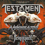 Testament, Annihilator, Death Angel, Progresja, Mark Osegueda, The Evil Divide, The Ultra-Violence, Low, The Ritual, The Gathering, Demonic, Steve DiGiorgio, Gene Hoglan, Chuck Billy, thrash metal