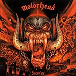 Motörhead, Sacrifice, rock, Lemmy Kilmister, rock and roll