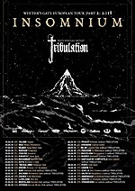 Insomnium, Tribulation, Progresja, Kwadrat, Knock Out Productions, death metal, dark metal, doom metal