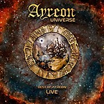 Ayreon, Ayreon Universe The Best of Ayreon Live, power metal, progressive rock, progressive metal