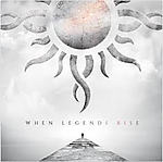 Godsmack, When Legends Rise, hard rock, grunge, heavy metal