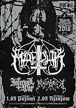 Arkona, Marduk, black metal, metal, Ragnarok, Infernal War