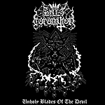 Under The Sign Of Garazel, Black Death Production, Hell's Coronation, Unholy Blades Of The Devil, black metal