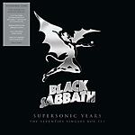 Black Sabbath, Supersonic Years The Seventies Singles Box Set, hard rock, heavy metal
