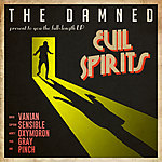 The Damned, Evil Spirits, post punk, Look Left, punk rock, gothic rock