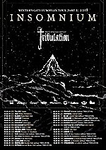Insomnium, Tribulation, Kwadrat, Knock Out Productions.