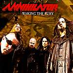 Waking The Fury, Annihilator, thrash metal, Jeff Waters, Joe Comeau, Randy Black, heavy metal