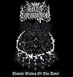 Hell's Coronation, Blades Of The Devil, Under The Sign Of Garazel Productions, Black Death Production, Godz Of War Productions, black metal, doom metal