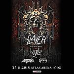 Slayer, Lamb of God, Anthrax, Obituary