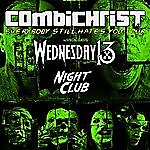 Combichrist, Wednesday 13, Night Club, Zaklęte Rewiry, P.W. Events, Proxima, dark wave, synth pop, synth wave, industrial, EBM, elektronika, metalcore