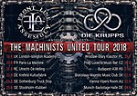 Front Line Assembly, Die Krupps, Stary Klasztor, EBM, industrial, dark electro