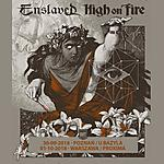 Enslaved, High On Fire, Knock Out Productions, U Bazyla, Proxima, black metal, filk metal, stoner metal