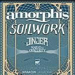 Amorphis, Soilwork, Jinger, Nailed To Obscurity, Knock Out Productions, Kwadrat, melodyjny death metal, folk, rock atmosferyczny