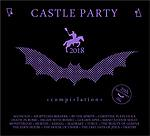 Various Artists Castle Party 2018 Compilation, Castle Party, Castle Party 2018, gothic rock, dark electro, industrial, EBM