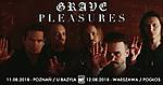 Grave Pleasures, rock, post punk, death rock
