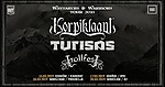 Korpiklaani, Turisas, Trollfest, Knock Out Productions.